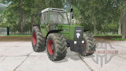 Fendt Favorit 611 LSA Turbomatik Є pour Farming Simulator 2015