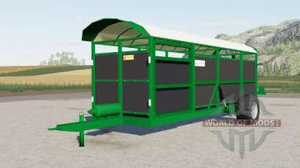 Laumetris PTL-10G pour Farming Simulator 2017