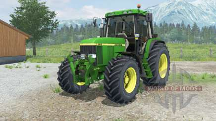 John Deere 6৪10 pour Farming Simulator 2013