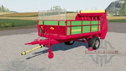 Strautmann BEⴝ pour Farming Simulator 2017