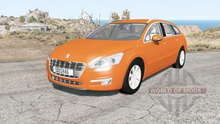 Peugeot 508 SW 2011 pour BeamNG Drive