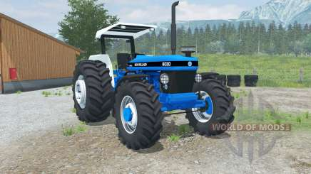 New Holland 8030 pour Farming Simulator 2013