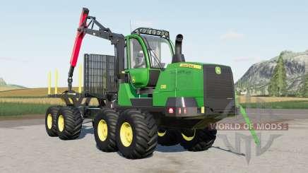 John Deere 1210G für Farming Simulator 2017