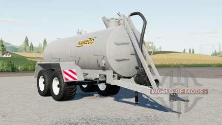 Kaweco Slurry Tanker für Farming Simulator 2017