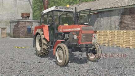 Zetor ৪111 pour Farming Simulator 2017