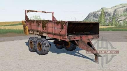 PRT-10 für Farming Simulator 2017