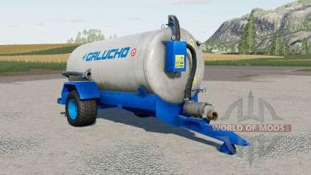 Galucho CG 9000 für Farming Simulator 2017