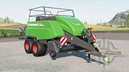 Fendt 1290 S XD pour Farming Simulator 2017