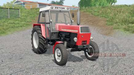 Zetor Crystal 1Ձ011 für Farming Simulator 2017