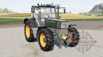 Fendt Favorit 500 C Turboshifƭ pour Farming Simulator 2017