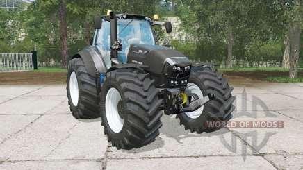 Deutz-Fahr 7250 TTV Agrotron Black Editioꞥ pour Farming Simulator 2015