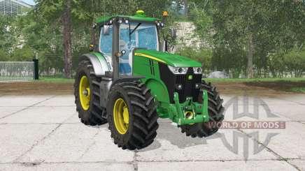 John Deere 7200Ꞧ für Farming Simulator 2015