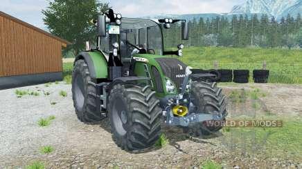 Fendt 718 Variꝍ für Farming Simulator 2013