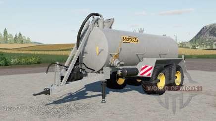Kaweco Slurry Tanker v1.0.0.4 für Farming Simulator 2017