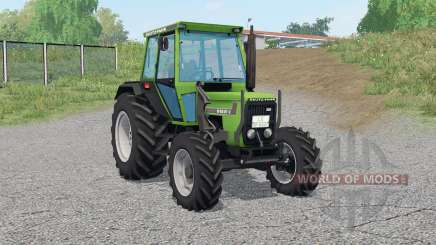Deutz-Fahr D 6207 C with FL console pour Farming Simulator 2017