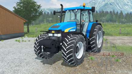 New Holland TⱮ 190 pour Farming Simulator 2013