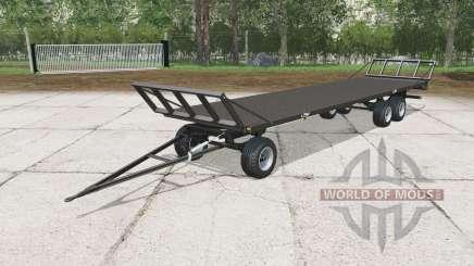 Fliegl DPW 1৪0 pour Farming Simulator 2015