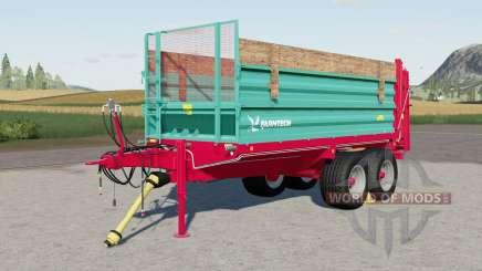 Farmtech Superfex 1200 für Farming Simulator 2017