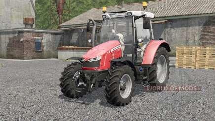 Massey Ferguson 5610 & 561ろ für Farming Simulator 2017