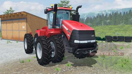 Case IH Steiger Ꝝ00 für Farming Simulator 2013