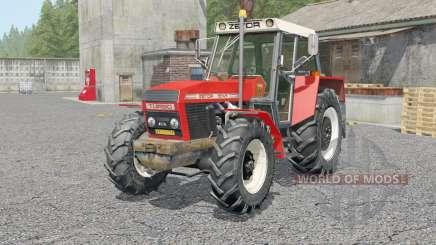 Zetor 16145 Turbꝺ pour Farming Simulator 2017