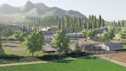 New City für Farming Simulator 2017