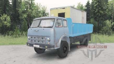 MAZ-500A für Spin Tires