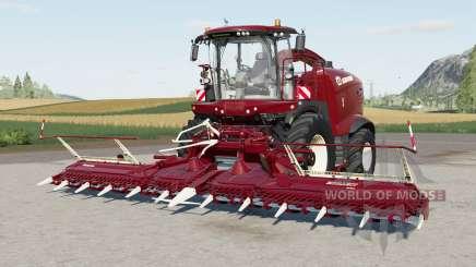 Krone BiG Ӿ 1180 pour Farming Simulator 2017