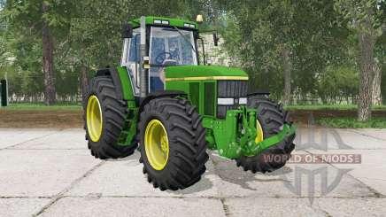 Jean Deerⱸ 7810 pour Farming Simulator 2015