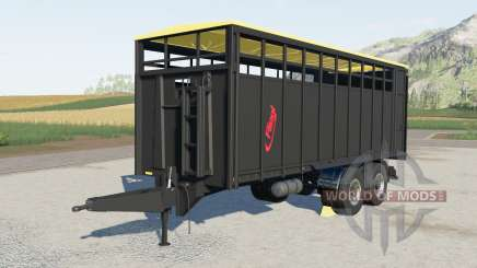Fliegl TTꞶ pour Farming Simulator 2017