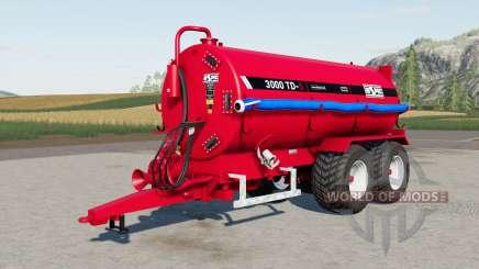 Hi Spec 3000 TD-Ꞩ pour Farming Simulator 2017