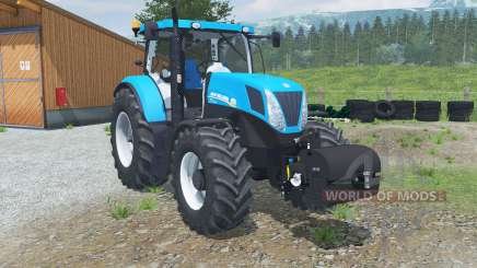New Holland T7.260 pour Farming Simulator 2013