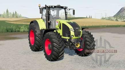 Claas Axion 920〡930〡940〡9ⴝ0 für Farming Simulator 2017