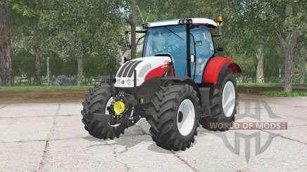 Steyr Profi 4130 CVƮ für Farming Simulator 2015