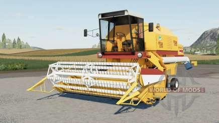 Bizon 505৪ für Farming Simulator 2017