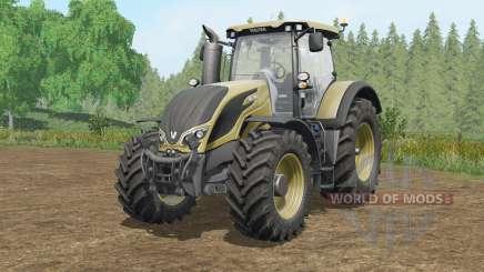 Valtra S324 & S374 für Farming Simulator 2017