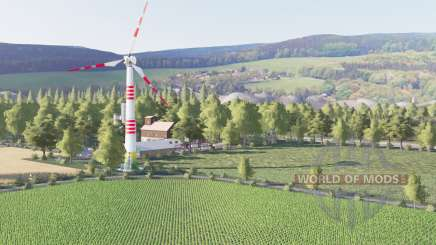 Muhlenkreis v1.0.1 für Farming Simulator 2017