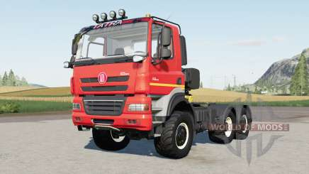 Tatra Phoenix T158 6x6 2012 pour Farming Simulator 2017