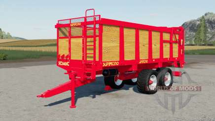Supertino CS 140s für Farming Simulator 2017