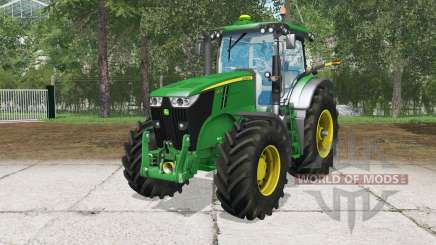 John Deere 7200Ɍ pour Farming Simulator 2015