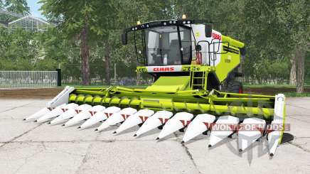 Claas Lexion 7৪0 für Farming Simulator 2015