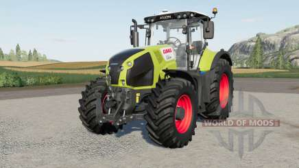 Claas Axion 800〡840〡870 für Farming Simulator 2017