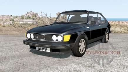 Saab 99 Turbo combi coupé 1978 pour BeamNG Drive