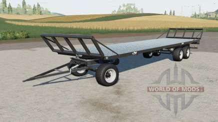 Fliegl DPW 180 autoloaɗ pour Farming Simulator 2017