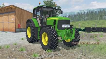 John Deere 6830 Premiuᵯ pour Farming Simulator 2013