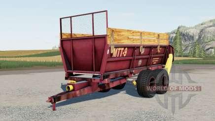 MTT-9 für Farming Simulator 2017