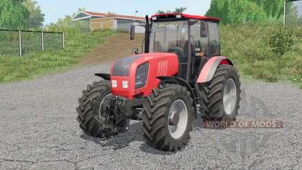 MTZ-Biélorussie 2022.3 pour Farming Simulator 2017