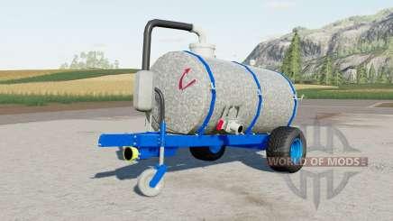 Galucho CG 6000 für Farming Simulator 2017