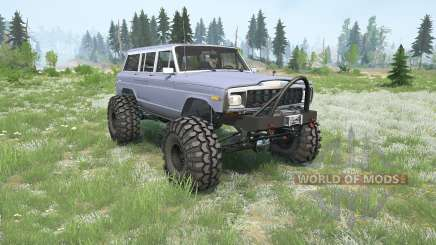 Jeep Grand Wagoneer 19୨1 pour MudRunner
