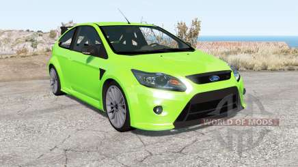 Ford Focus RS (DA3) Ձ009 pour BeamNG Drive